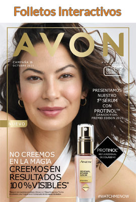 Folleto Interactivo AVON - Campaña 7