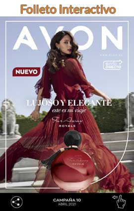 Folleto Interactivo AVON - Campaña 9