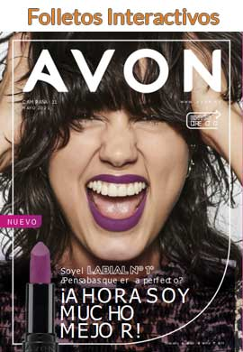 Folleto Interactivo AVON - Campaña 11